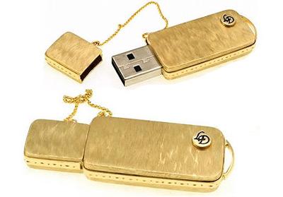 Postable USB Drive