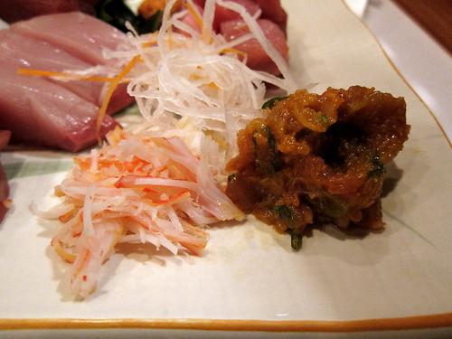spicy tuna & crab