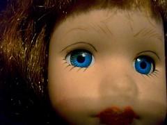 doll (memlizka3) Tags: woman detail face ceramic toy toys doll dolls porcelain porcelana lalka twarz kobieta ceramika zabawka lalki