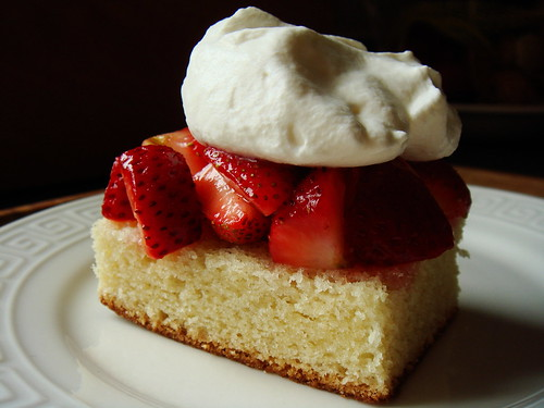 Strawberry Shortcake: Topless