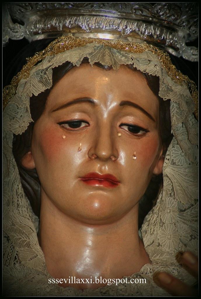 Nuestra Señora de las Tristezas, Lunes Santo 2010