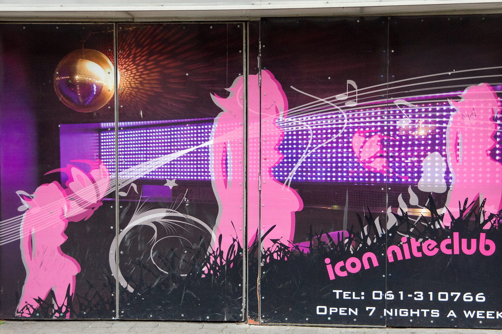 Limerick - Icon Nightclub