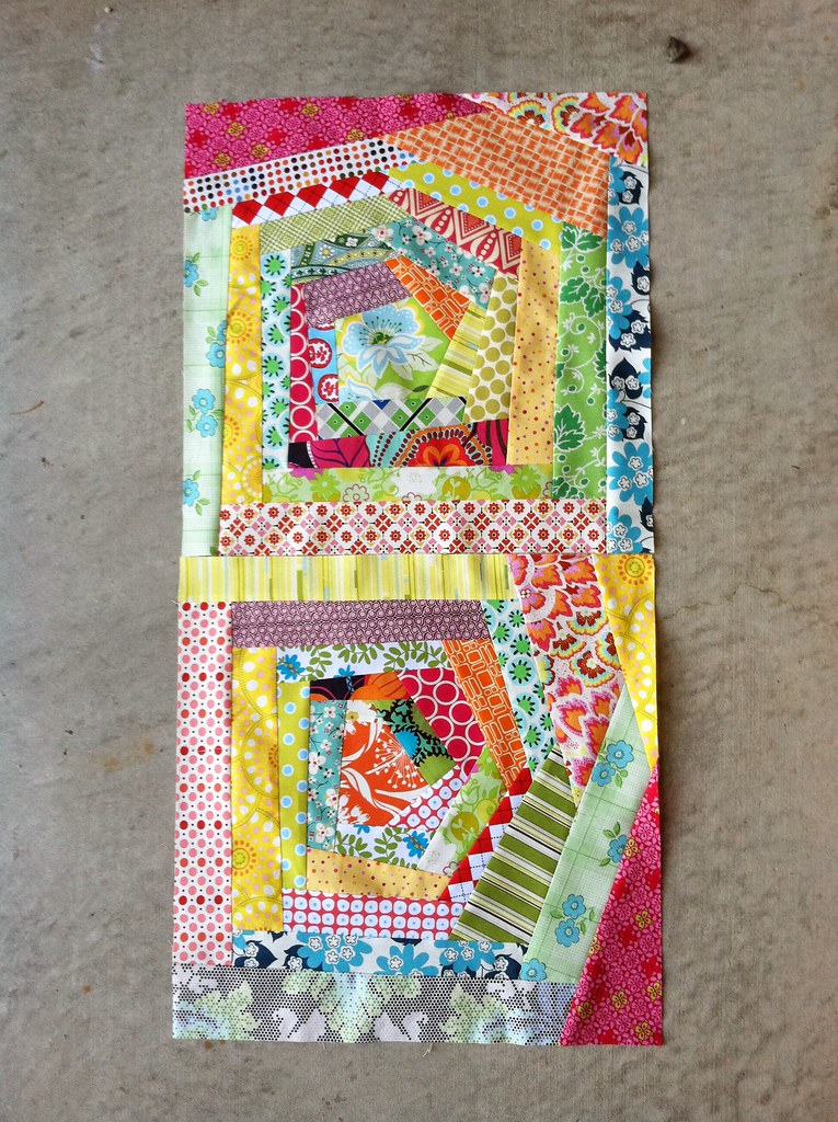 May bee tweet blocks for Erin