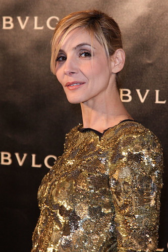 Clotilde Courau Hairstyles
