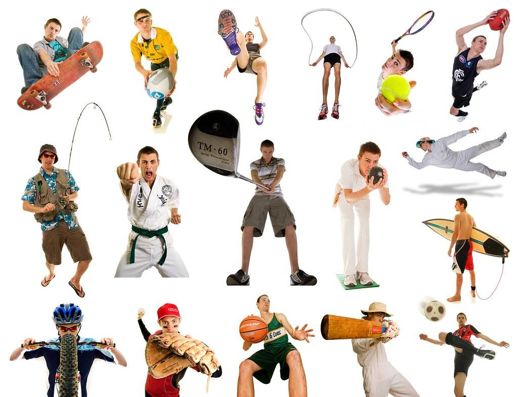 Sportrait Collage