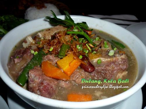 Dulang Restaurant Kuta Bali 04