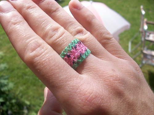 Make A Watermelon Ring