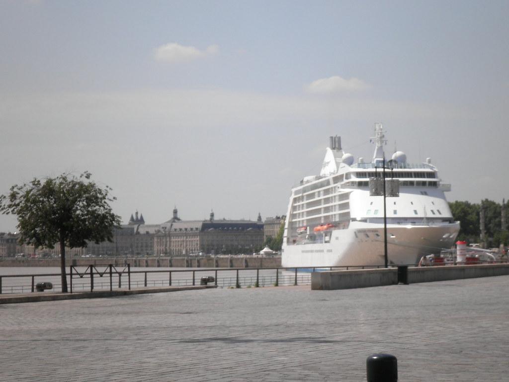 Seven Seas Voyager - Bordeaux - P6030168