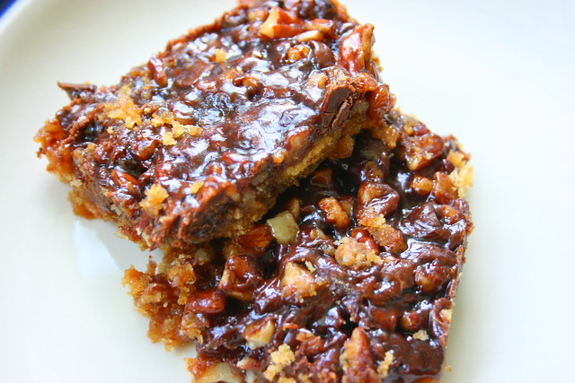 Oh so Ooey-Gooey Turtle Bars