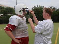 Training American Football