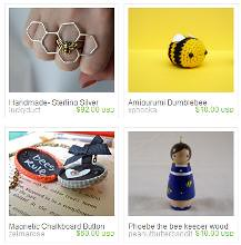 the bees knees treasury