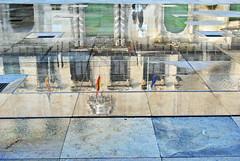 Reflejos (Fotomondeo) Tags: espaa water valencia reflections spain agua nikon alicante reflejos d3000 gettyiberiasummer
