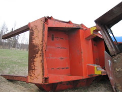 K4LF (The Koehring Guy) Tags: trees log forestry loader forwarder koehring k4lf