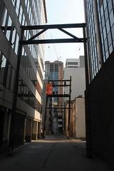 Downtown Vancouver (2) (lt_paris) Tags: vancouver downtown mast reise kanada gasse ltparis elektroleitung