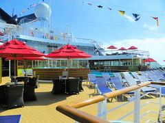 Carnival magic Mid ship pool (Rita Alexandrea) Tags: cruiseship carnivalmagic