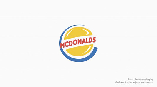Logo Swap - McDonals y Burguer King