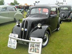 IMG_1228, OSG 141, 1956 Ford Popular (ronnie.cameron2009) Tags: travel cars car 1 scotland rally passengers scottishhighlands tain rossshire 2011 fordpopular vintagerally highlandsofscotland highlandscotland rosscromarty vehiclerally scottishhighlandsofscotland