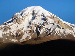 DSC03602 (floresjax) Tags: travel blue snow mountains tourism azul desert nieve bolivia adventure neige lamas llamas montanas montagnes thermals bolivie sajama