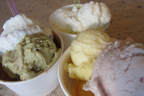 Bulgarini: Assorted Gelato