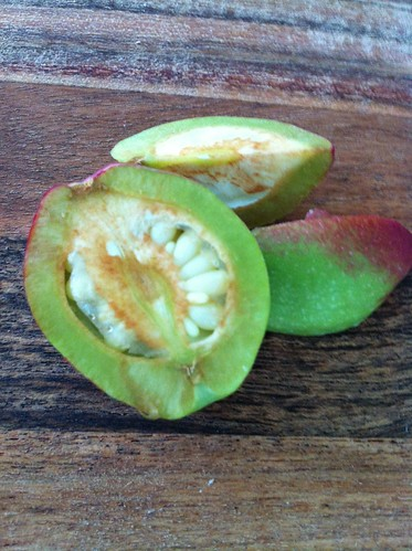 no longer mystery fruit