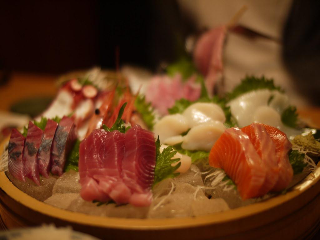 Japanese Style - Sashimi