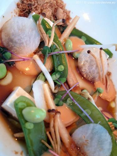 Thai Makrele | Thai Gemüse