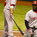 Brandon Phillips strikes out