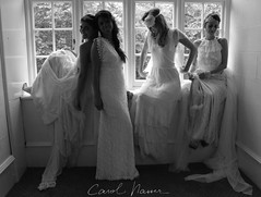 London Brides (Fabio Sola Penna) Tags: wedding london dress brides