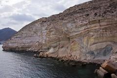 La paleta del hacedor de montaas (AAcero) Tags: cabodegata acantilado calacarnaje