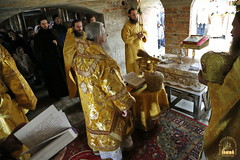 119. The Laying of the Foundation Stone of the Church of Saints Cyril and Methodius / Закладка храма святых Мефодия и Кирилла 09.10.2016