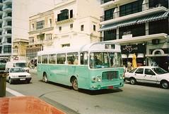 Y-0352 (markyboy2105112) Tags: bus green bristol malta 1975 davies sliema ecw 352 hbx dby pencader lh6l b45f hbx948n dby352 948n y0352