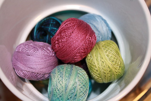 Perle from Purl Soho