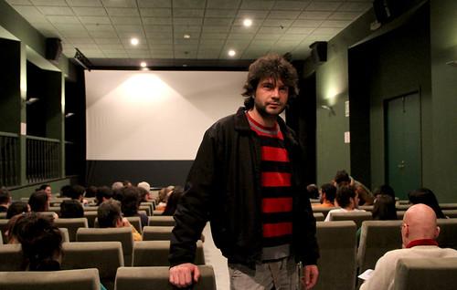AMARGO PORVENIR - ESTRENO DEL CORTO DE RODOLFO HERRERO - 24.03.11