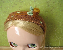 tree headband
