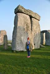 Me Inside Stonehenge (Yazmin Williams) Tags: avebury bronzeage bluestone neolithic sarson prehistoricmonument welshsandstone stonehengeworldheritagesite