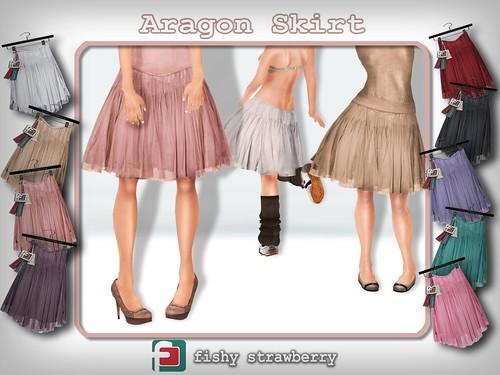Aragon Skirt