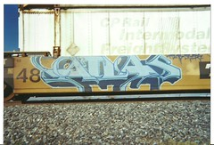 ATLAS (BGIZL) Tags: art graffiti trains atlas lts cbs intermodals
