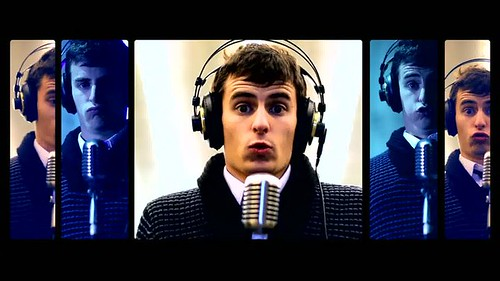 Mike Tompkins, A Capella, voice, mouth