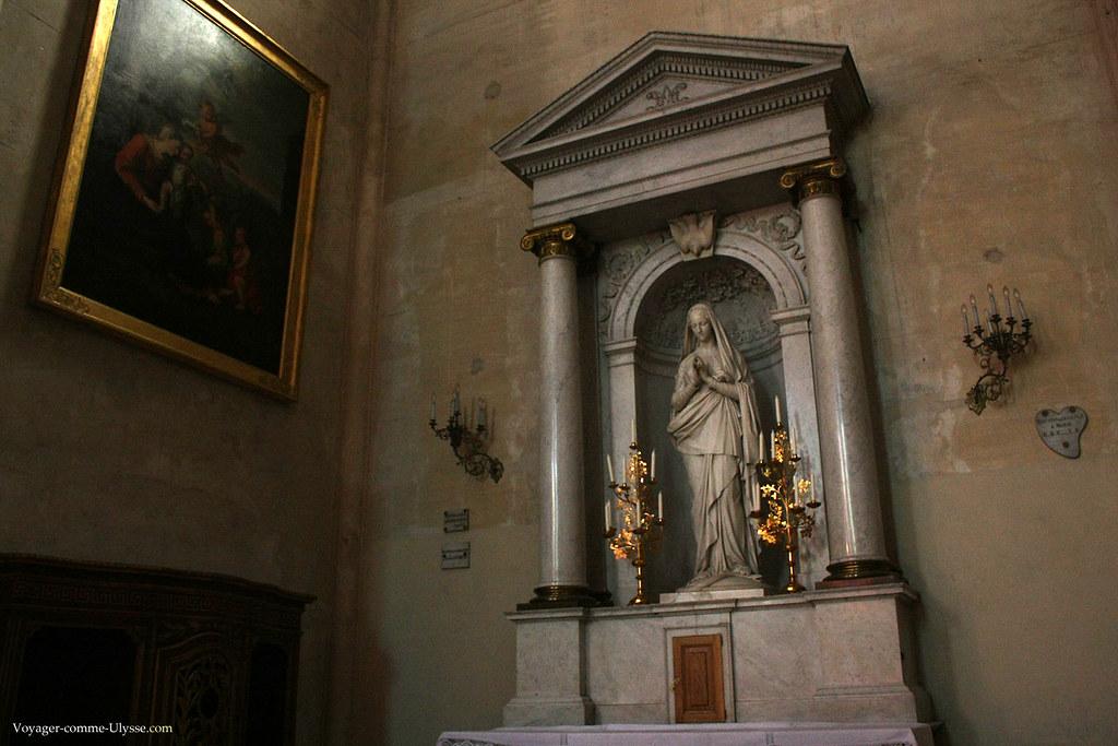 Petite chapelle de la cathédrale