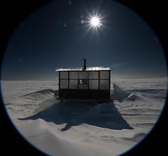 _DSC7426  4 f cc    5.3k (ChanHawkins) Tags: sunset shadow ice square fishing icefishing slavelake flickraward goldstaraward nikonflickraward doublyniceshot flickraward5 flickrawardgallery wetwatericefishing