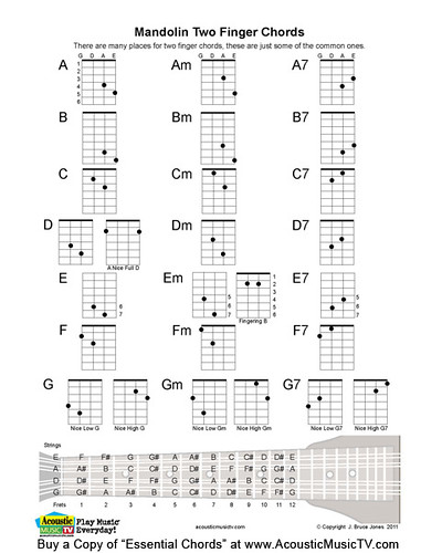 Mandolin : mandolin power chords Mandolin Power Chords and ...
