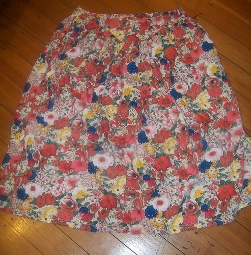 Skirt used to cover wedges