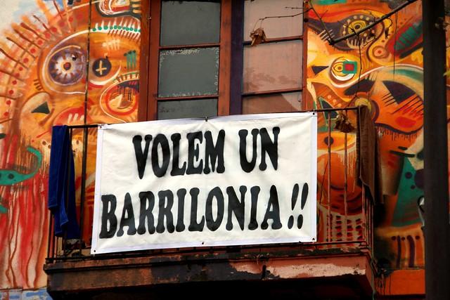 Volem un Barrilonia