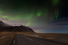 Islandia y auroras boreales (martin zalba) Tags: night stars landscape star noche iceland islandia paisaje estrellas estrella