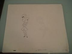 Jetson 2HANNA BARBERA PRE PRODUCTION ART DRAWING JETSONS (Nemo Academy) Tags: original hanna drawing barbera