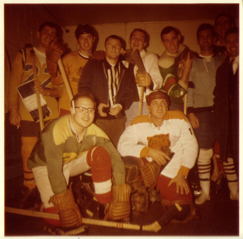 Recreational Hockey, 1960s style