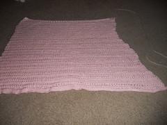 Crochet blanket-Ugh!