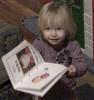Nora's Second Birthday Card