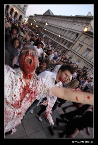 Zombie Walk Warsaw 2010 Medium