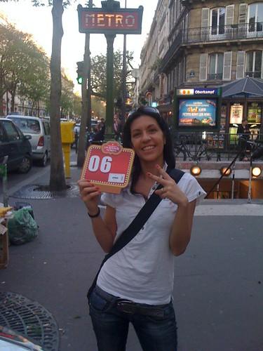 <span>parigi</span>Paris je suis arrivèe!!!<br><br><p class='tag'>tag:<br/>viaggio | parigi | </p>